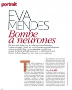 Eva Mendes - Marie Claire France - Oct 2012 (x4)