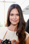 Odette Annable - Tory Burch fashion show in New York - 09/11/12