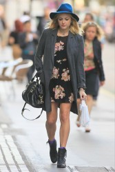 Fearne Cotton at BBC Radio 1 in London 10th &amp;amp; 11th September x23