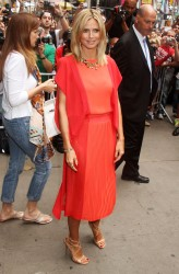 Heidi Klum @ 'Good Morning America', NY, 04.09.12 - 15 HQ