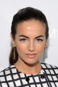 Camilla Belle - Michael Kors fashion show in New York 09/12/12