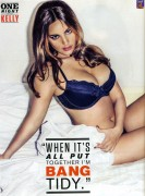 Sexy Kelly Brook FHM Scans