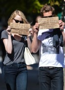 Emma Stone and Andrew Garfield have a message for the paparazzi, 9/15