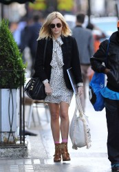 Fearne Cotton Out in London 18th &amp;amp; 19th September x19