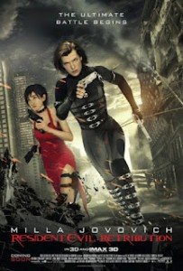 Download Resident Evil 5: Retribution (2012) 720p TS NEW FULL SOURCE 500MB Ganool