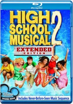 High School Musical 2 2007 EXTENDED m720p BluRay x264-BiRD