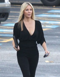 Heather Locklear On The Set Of 'Scary Movie 5' In Atlanta September 18, 2012 x 10