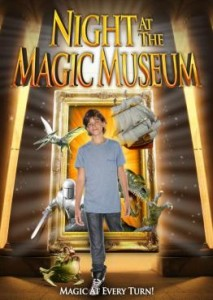 Download Night At The Magic Museum (2012) DVDRip 400MB Ganool