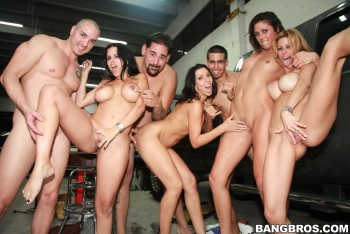 Fuck Rachel roXXX fuck team 5 beautiful girls with