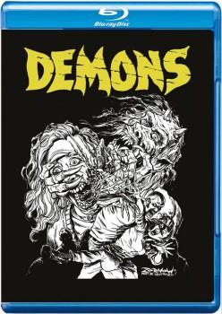 Demons 1985 m720p BluRay x264-BiRD