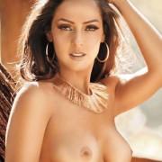 Gatas QB - Andrea Garcia Playboy México Outubro 2012