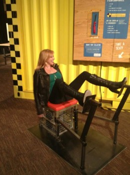 Kari Byron - Mythbusters Explosive Tour - Twitpic - 1MQ - 12/10/12