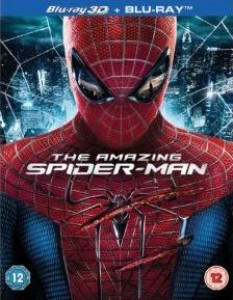 Download Spiderman 4: The Amazing Spider Man (2012) BluRay 720p 900MB Ganool