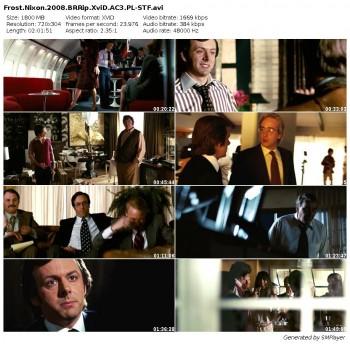 Frost/Nixon (2008) BRRip.XviD.AC3.PL-STF / Lektor PL