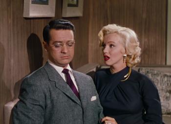 M�czy�ni wol� blondynki / Gentlemen Prefer Blondes (1953) 720p.BRRip.x264.AC3.PL-STF / Lektor PL