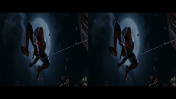 Niesamowity Spider-Man / The Amazing Spider-Man (2012) PLDub.1080p.BluRay.3D.Half-SBS.AC3.x264 ~ estres