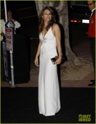 Elizabeth Hurley @ David Furnish Birthday Party In LA - October 25, 2012