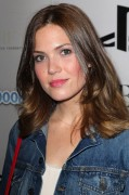 Mandy Moore - EBMRF And PlayStation Epic Halloween Bash in LA 10/27/12