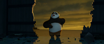 Kung Fu Panda (2008) 720p.BRRip.XviD.AC3.PL-STF / Dubbing PL + RMVB