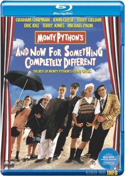 And Now for Something Completely Different 1971 m720p BluRay x264-BiRD