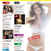 Gatas QB - Lucy Naked | Lucy Pinder | Nuts Magazine