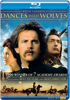 Dances with Wolves 1990 EXTENDED m720p BluRay x264-BiRD