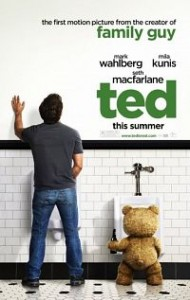 Download Ted (2012) DVDRip 400MB Ganool
