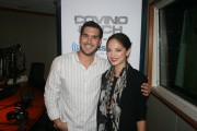 Kristin Kreuk - The Covino & Rich Show (10/10/2012) - (3xHQ)
