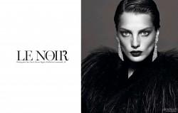 Daria Werbowy - Vogue Paris,  September 2012 + Vogue Australia, June 2012 x18HQs