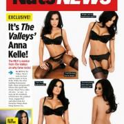 Gatas QB - Holly Hagan Uncensored | Anna Kelle | Nuts Magazine