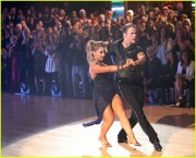 Shawn Johnson on Dancing With The Stars - November 19, 2012