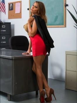 Madison Ivy Sex erster Lehrer