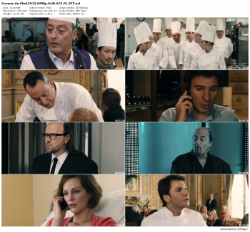 Faceci od kuchni / Comme Un Chef (2012) BRRip.XviD.AC3.PL-STF / Lektor PL + rmvb + x264