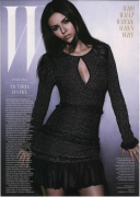 Victoria Justice - W magazine December 2012