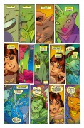 Before Watchmen - Silk Spectre #3