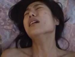 Linda amateur tierna asiatica grabada en el hotel
