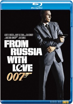 James Bond 007: From Russia with Love 1963 m720p BluRay x264-BiRD