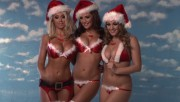 Daisy Watts, Melissa Debling & Jodie Gasson - Zoo Magazine Christmas Teaser December 2012 1080p