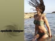 Michelle Keegan : Bikini Wallpapers x 6