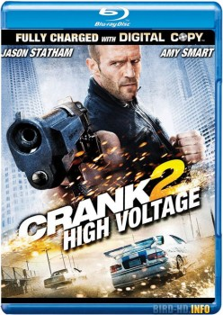 Crank: High Voltage 2009 m720p BluRay x264-BiRD