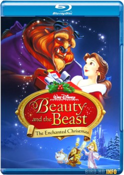 Beauty and the Beast: The Enchanted Christmas 1997 m720p BluRay x264-BiRD