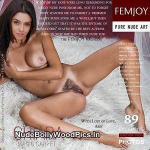 Asin nude and pusy