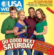 Hayden Panettiere & Eliza Dushku - USA Weekend Magazine - October 2009 -=ARCHIVE=-