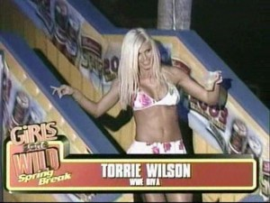 Excellent torrie wilson girls gone wild