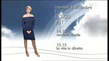 Claudia Andreatti - RAI 1 - Italie 947bc6229873037
