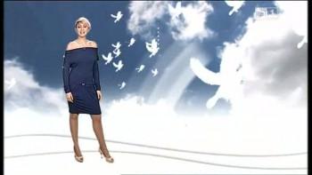 Claudia Andreatti - RAI 1 - Italie Bafe83229873019