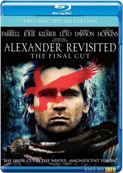 Alexander Revisited The Final Cut 2004 m720p BluRay x264-BiRD