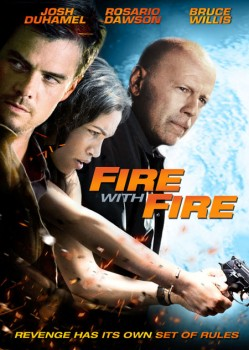 ���� ������ / Fire with Fire (2012/HD)