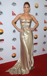 Kym Johnson - 2013 G'Day USA Black Tie Gala in LA 1/12/13