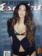 Megan Fox - Esquire magazine February 2013 issue LQ pic of the mag